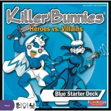 KILLER BUNNIES HEROES VS VILLAINS STARTER ED