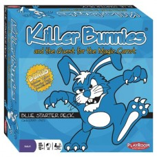 KILLER BUNNIES QUEST BLUE STARTER ED