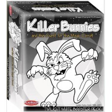 KILLER BUNNIES QUEST TWILIGHT WHITE BOOSTER