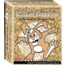 KILLER BUNNIES QUEST WACKY KHAKI BOOSTER
