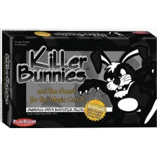 KILLER BUNNIES QUEST OMINOUS ONYX BOOSTER