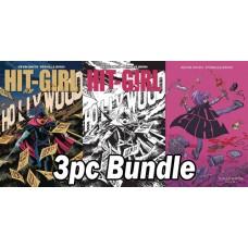 HIT-GIRL SEASON TWO #1 CVR A B C 3PC BUNDLE