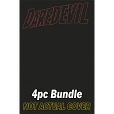 DAREDEVIL #1 AND #2 REG & VARIANT 4PC BUNDLE