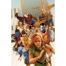 AGE OF X-MAN X-MEN NEXTGEN NIGHTCRAWLER X-TREMIST #1 REG CVR 4PC BUNDLE