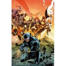 UNCANNY X-MEN #11 REG AND VARIANT 5PC BUNDLE