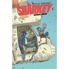 SHARKEY BOUNTY HUNTER #1 (OF 6) CVR C QUITELY (MR)