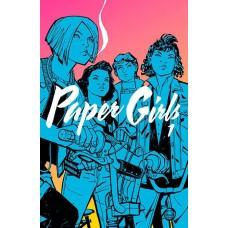 PAPER GIRLS TP VOL 01