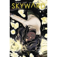 SKYWARD TP VOL 02 HERE THERE BE DRAGONFLIES