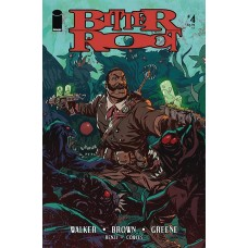 BITTER ROOT #4 CVR A GREENE (MR)
