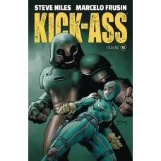 KICK-ASS #12 CVR A FRUSIN (MR)