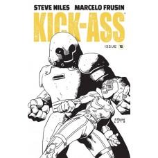 KICK-ASS #12 CVR B FRUSIN (MR)