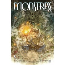 MONSTRESS #20 (MR)