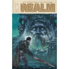 REALM #11 CVR A HAUN & FILARDI (MR)