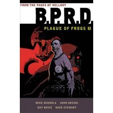 BPRD PLAGUE OF FROGS TP VOL 03