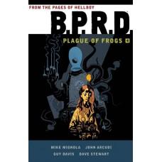 BPRD PLAGUE OF FROGS TP VOL 04