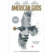 NEIL GAIMAN AMERICAN GODS HC VOL 01 SHADOWS