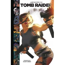 TOMB RAIDER ARCHIVES HC VOL 02