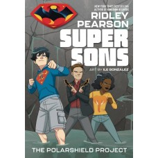 SUPER SONS THE POLARSHIELD PROJECT TP #1