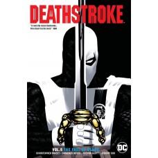 DEATHSTROKE TP VOL 05 THE FALL OF SLADE REBIRTH