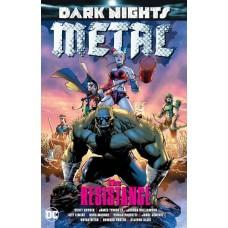 DARK NIGHTS METAL THE RESISTANCE TP