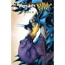 BATMAN THE MAXX ARKHAM DREAMS #5 (OF 5) CVR A KIETH
