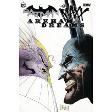 BATMAN THE MAXX ARKHAM DREAMS HC