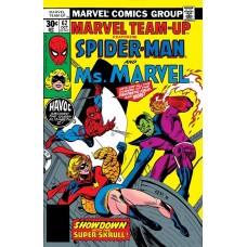 TRUE BELIEVERS CAPTAIN MARVEL SPIDER-MAN & MS MARVEL #1