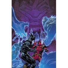 BLACK PANTHER VS DEADPOOL #5 (OF 5)
