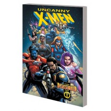 UNCANNY X-MEN TP VOL 01 X-MEN DISASSEMBLED