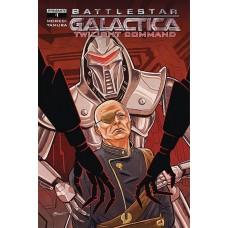 BATTLESTAR GALACTICA TWILIGHT COMMAND #1 CVR A SCHOONOVER