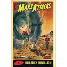 MARS ATTACKS #5 CVR D HACK