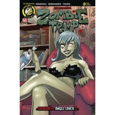 ZOMBIE TRAMP ONGOING #57 CVR E YOUNG RISQUE LTD ED (MR)
