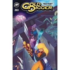 GOLD DIGGER #263