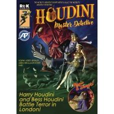 HOUDINI MASTER DETECTIVE #1 ONE SHOT (MR)