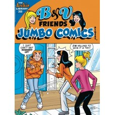 B & V FRIENDS JUMBO COMICS DIGEST #268