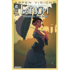 ASPEN VISIONS FATHOM SPINNING OUR FATE #1 CVR B GUNNELL