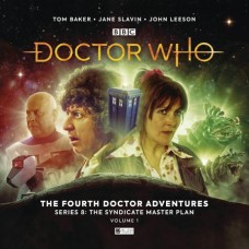 DOCTOR WHO 4TH DOCTOR ADV SERIES 8 AUDIO CD VOL 01
