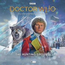 DOCTOR WHO 6TH DOCTOR HUNTING GROUND AUDIO CD