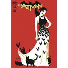 DF BATMAN #50 SGN JOHNSON & KING