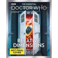 DOCTOR WHO ESSENTIAL GUIDE #15 RELATIVE DIMENSIONS