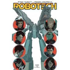 ROBOTECH #17 CVR A SPOKES