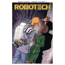 ROBOTECH #17 CVR C WALTRIP BROS