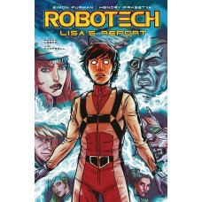 ROBOTECH TP VOL 04 LISAS REPORT