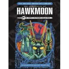 MOORCOCK LIB HAWKMOON HC VOL 02 HISTORY O/T RUNESTAFF