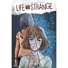 LIFE IS STRANGE #4 CVR A LEONARDI (MR)