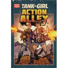 TANK GIRL ACTION ALLEY #3 CVR A PARSON