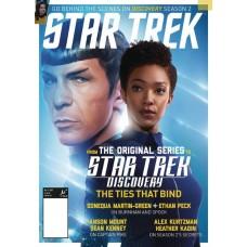STAR TREK MAGAZINE #70 NEWSSTAND ED