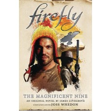 FIREFLY MAGNIFICENT NINE NOVEL HC