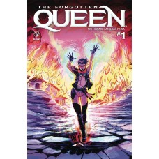 FORGOTTEN QUEEN #1 CVR C FISH