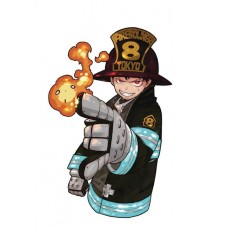 FIRE FORCE GN VOL 14